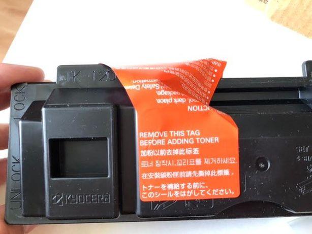 Картридж Kyocera TK 120 оригинал