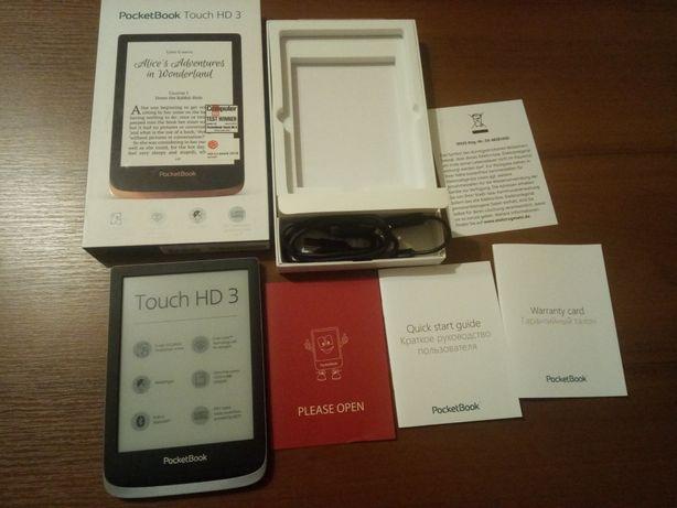 PocketBook Touch HD 3 Czytnik eBook Legimi Empik Go Wysyłka Rezerwacja