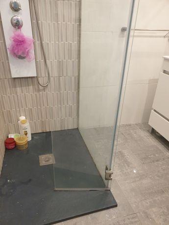 Resguardo  da base de duche