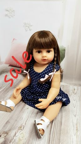 Кукла реборн 56 см