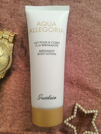 Парфюмированный крем для тела Guerlain Aqua Allegoria Bergamot