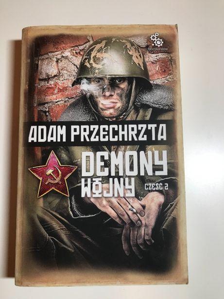 Adam Przechrzta - Demony Wojny cz. 2