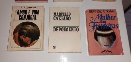 Livro Dicionário de calão + livros vários