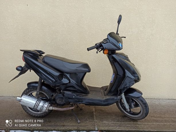 Продам скутер Viper Race 4т! 80 см3!