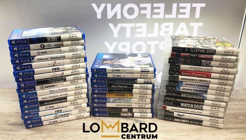 Gry na konsolę PS4, PS3, XBOX ONE, XBOX 360 Konin - image 1
