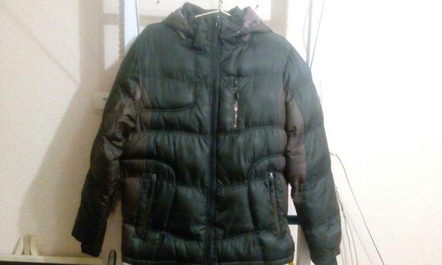 Куртка теплая.