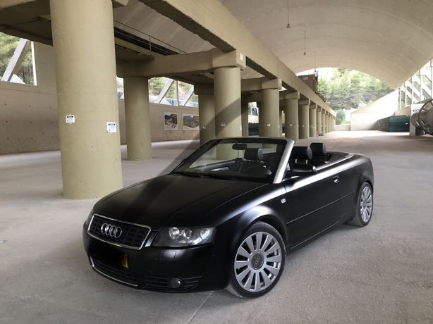 Audi A4 TdI cabrio bom estado