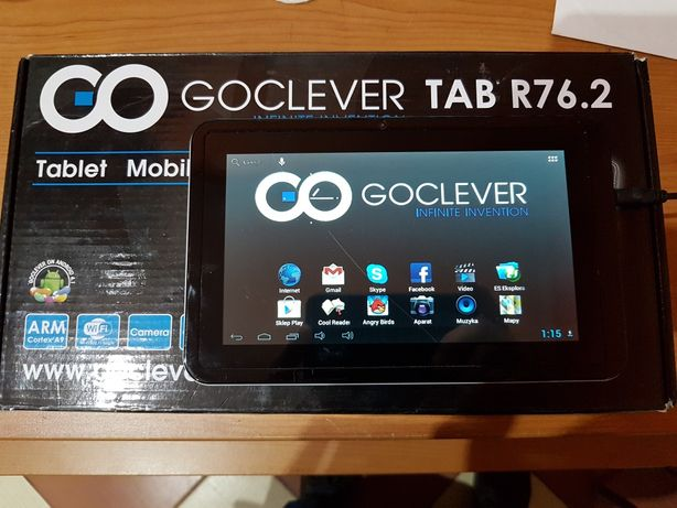 Tablet GO Goclever TAB R76.2