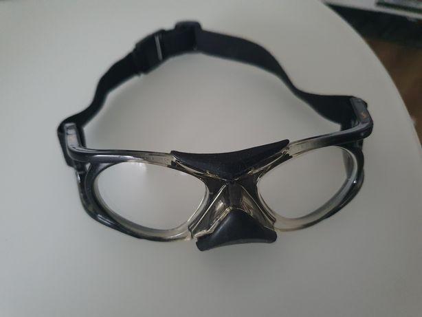 Dziecięce sportowe okulary marki sziols