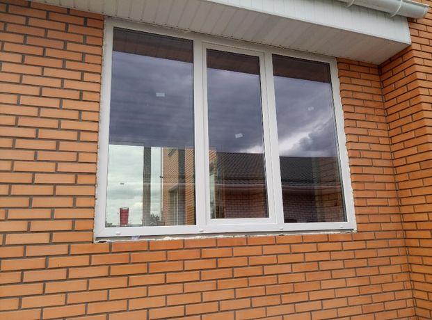 Окна металлопластиковые энергосберегающие, двери, балконы