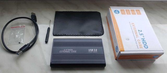 Dysk przenośny 500GB USB 3.0