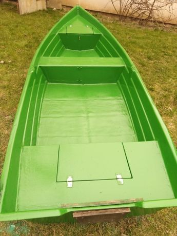Łódka wędkarska 420