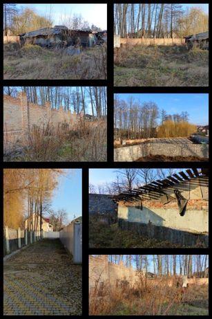 Участок 15 соток с недостроенным домом с. Романков