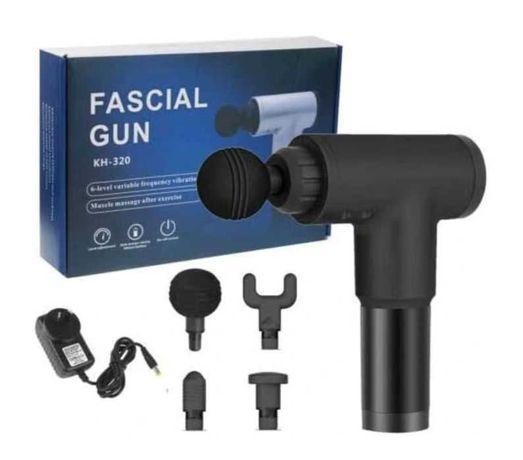 Masażer wibracyjny, pistolet do masażu, urządzenie masujące