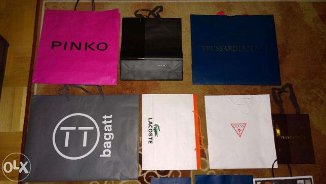 Torba torebka Versace Burberry Trussardi Lacoste Pinko Pepe Jeans Gues