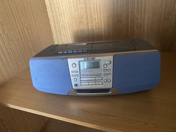 Dou rádio [a funcionar]