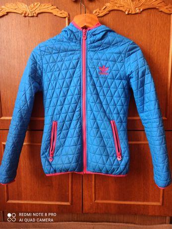 Куртка двостороння adidas
