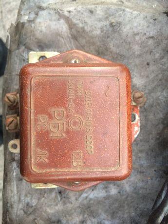 Реле блокировки стартера 12 V, РБ-1