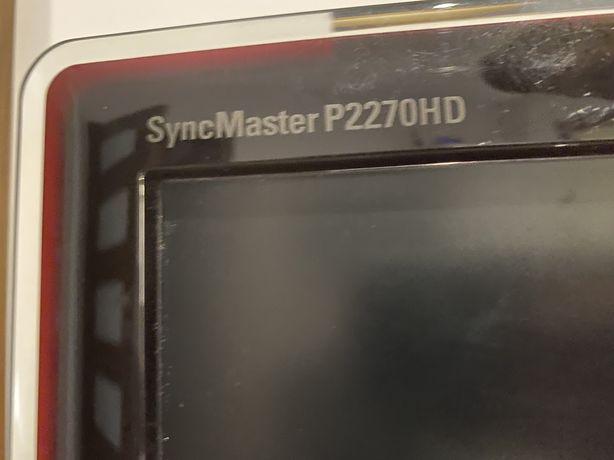 Monitor Samsung z tunerem TV 22'' sprawny