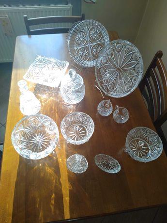 Krysztaly cały komplet