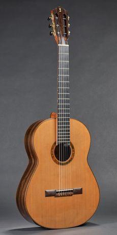 Gitara klasyczna lutnicza Jerzy Wysocki