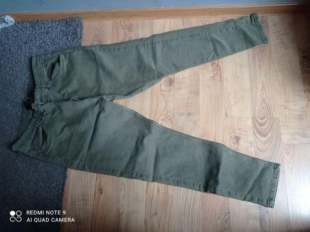 Spodnie khaki pull & bear nowe