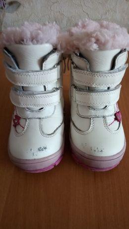 Зимові ботинки Bi&KI 22р 14 см