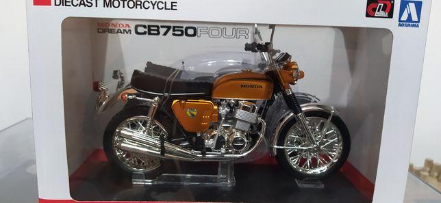 Honda CB 750 K escala 1:12