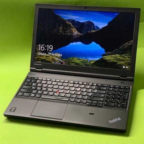 6 мес Гарантии Lenovo T540P - 15`6 Full HD\ i7 4600m\ SSD 240GB\ 8GB\G