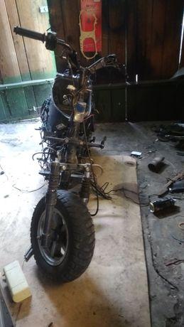 Продам скутер  152 gmi