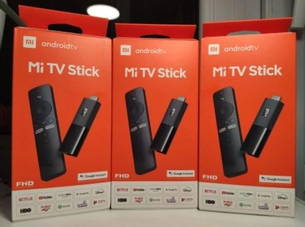 Xiaomi Mi TV Stick тв приставка смарт ТВ tv box, Global новые наличие