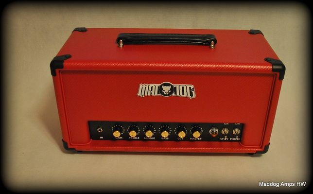 Maddog Amps - Red Head 18W - Atomic 16