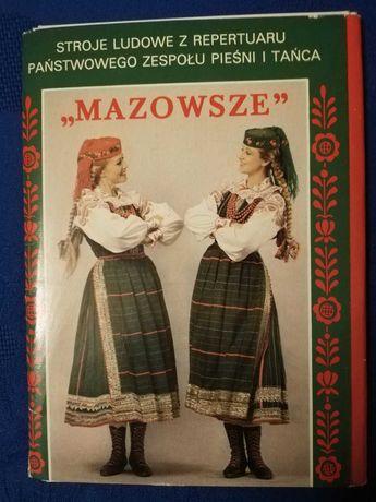 """""""Mazowsze"""" - stroje ludowe"""