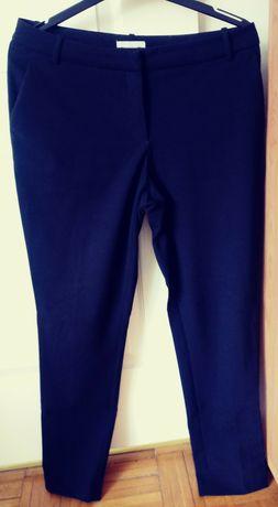 H&M czarne eleganckie spodnie 38 M