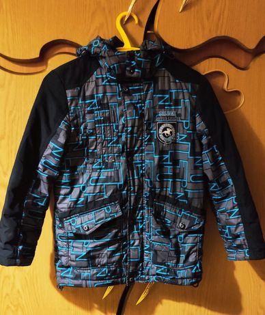 Курточка детская 134 bilemi