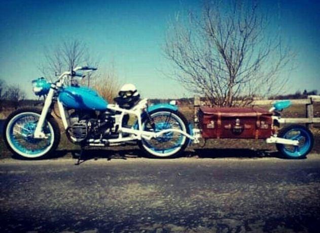 Мотоцикл К750 м72 мт днепр кастом боббер СРОЧНО