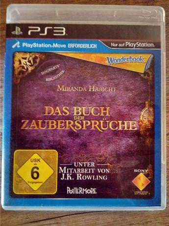 Gra Księga Czarów + Wonderbook na konsolę PS3