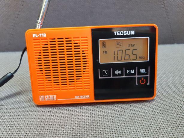 Радиоприемник Tecsun PL-118 (новый)