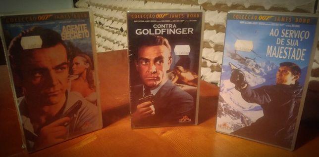 Cassetes VHS (novas)