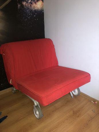 Fotel rozkladany / łóżko