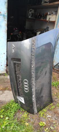 Audi A4 B6 крышка багажник задняя ляда