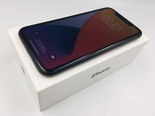 iPhone 11 64GB BLACK • PROMOCJA • GWAR 1 MSC • AppleCentrum