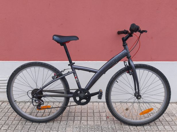Bicicleta Decathlon roda 26 - 1 = 45€ / 2 = 80€