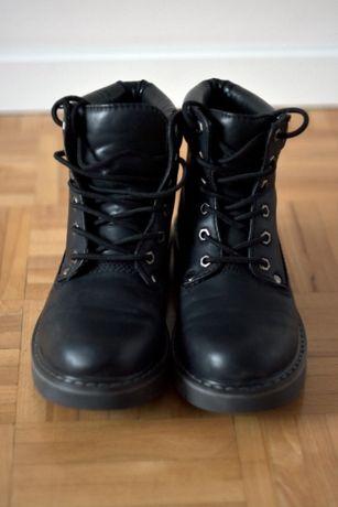 buty skórzane rozmiar 6