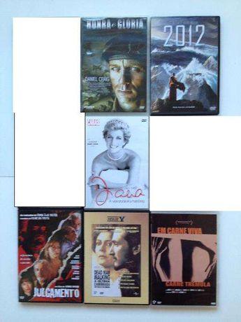DVDs conjunto de 37