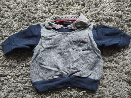 Elegancki sweterek chłopięcy Next rozm. 68