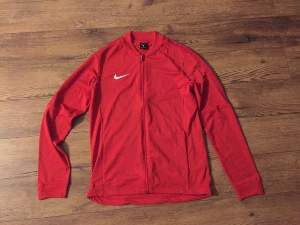 Nike Dri Fit bluza czerwona cienka piękna M