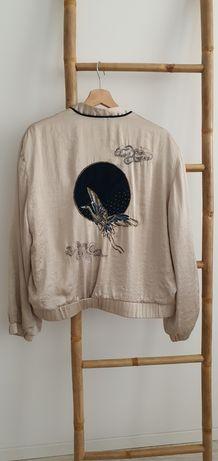 Casaco Bomber marca Zara