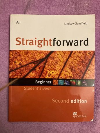 Straight forward Student's Book - podr. do nauki j. ang. (poziom A1)