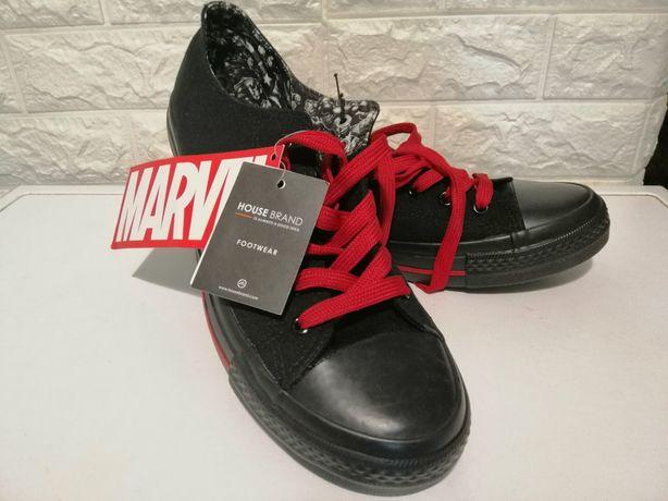 Кеды Marvel 43 размер